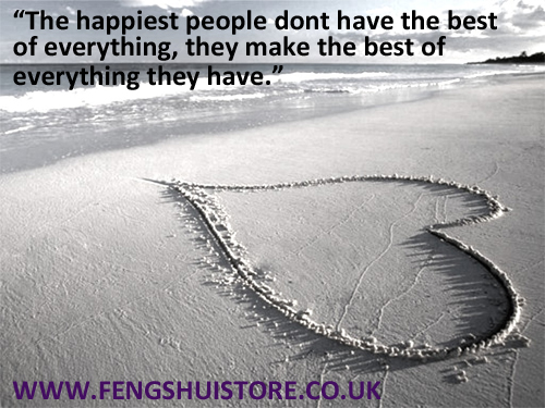 """The happiest people dont have the best of everything, they make the best of everything they have."""