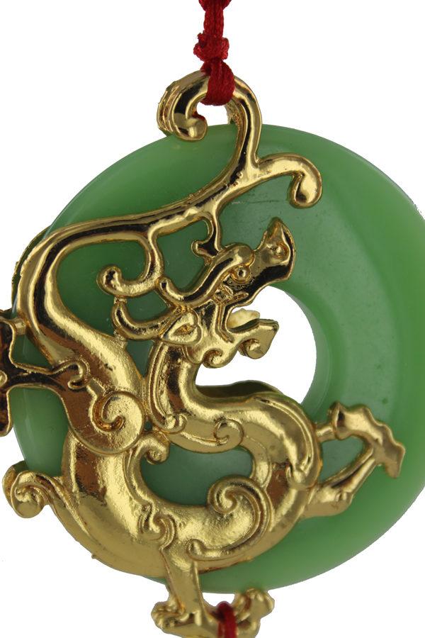 Long Yu Quan Bi cure and enhancer talisman