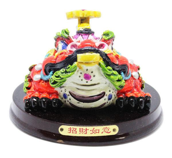 Zhaocai Ruyi Three-legged Toad God