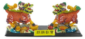 Chi Lin (male & female pair)