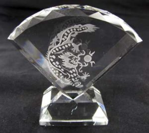 Qiang Lung Crystal Dragon