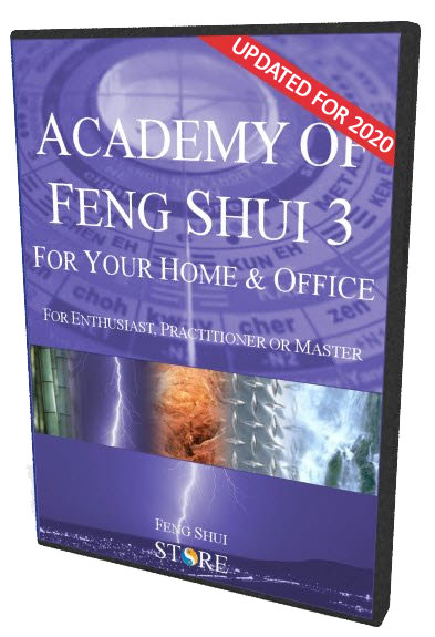 2020 Academy of Feng Shui software