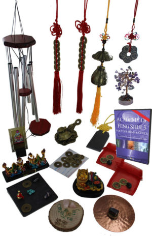 2020 Deluxe Cures and Enhancers kit with Academy of Feng Shui software
